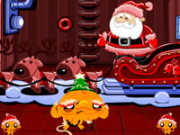 Jeu Monkey Go Happy North Pole