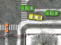 Jeu City Winter Drift