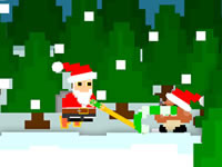Jeu A Christmas Quest