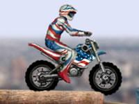 Jeu Mototrial - USA