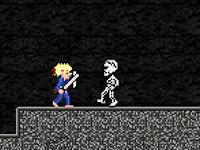 Jeu Pixel Sword