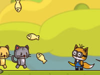 Jeu StrikeForce Kitty 2