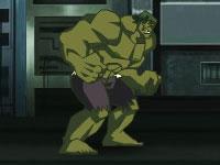 Jeu Hulk VS