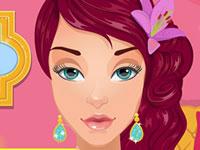 Jouer à Un maquillage professionnel artistique