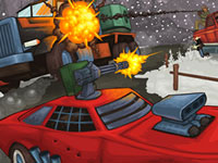 Jeu Road of Fury 2