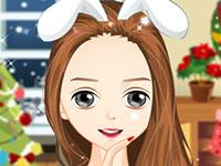 Jeu New Year's Makeup