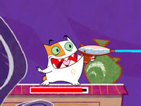 Jeu Catscratch This Means War!