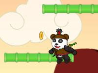 Jeu Ninja Panda Jump