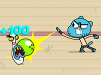 Jeu Battle Bowlers - The Amazing World of Gumball