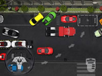 Jeu Crazy Car Parking