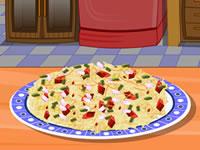 Jeu Recette de salade de pâtes pour l'été