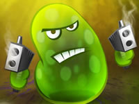 Jeu gratuit Disease Warrior - Rampage