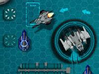 Jouer à Garer un vaisseau spatial