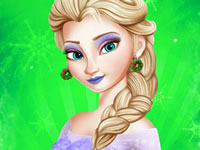 Jeu La Reine des Neiges (Elsa)