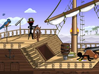 Jeu Causality Pirate Ship