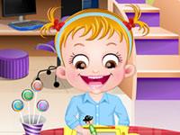 Jeu Bébé Hazel Spectacle de l'école