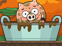 Jeu Piggy In The Puddle 2