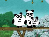 Jeu 3 Pandas In Japan