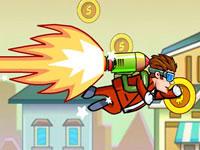 Jouer à Jetpack Jackride