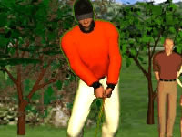 Jeu Tiger Grand Slam Golf
