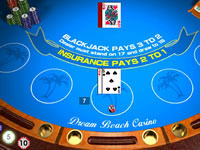Jeu The Blackjack