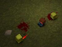 Jeu Rage Zombie Shooter