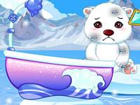 Jeu Ours polaire en danger