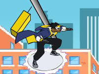 Jeu Static Shock