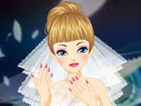 Jeu Idées de manucures mariage