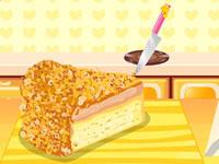 Jeu Recette de gâteau aux noisettes