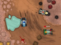 Jeu Drift Raiders