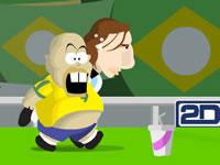 Jeu Run Ronaldo Run