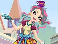 Jouer à Madeline Hatter - Ever After High
