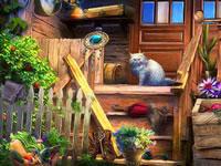 Jeu Family Backyard