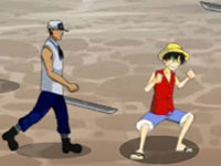 Jeu One Piece Pirate Adventure