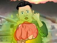 Jeu Combat contre Kim Jong Un