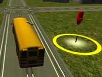 Jeu Conduire un bus scolaire