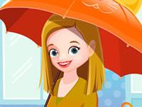 Jeu Parapluies pour enfants