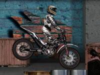 Jouer à Trial u00e0 moto urbain