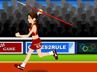 Jouer à Jeux Olympiques - Javelot
