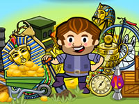 Jeu Big Dig Treasure Clickers