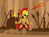 Jeu Spartan et les javelots de feu
