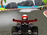 Jouer à Course de karting 3D