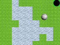 Jeu Golf Passage