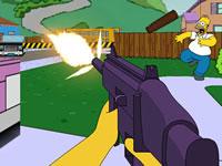 Jouer à Simpsons 3D Springfield