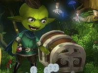 Jeu Goblin Treasure Hunt