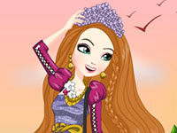 Jouer à Ever After High Holly O'Hair