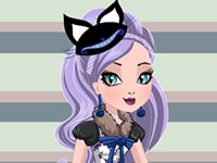 Jouer à Ever After High Kitty Cheshire