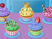Jeu Cupcake Time