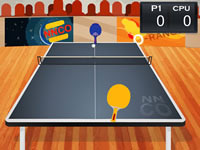 Jeu Championnat de tennis de table
